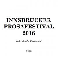 14. Innsbrucker Prosafestival